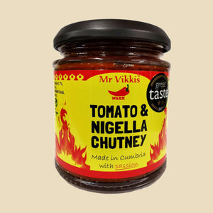 Tomato And Nigella Chutney
