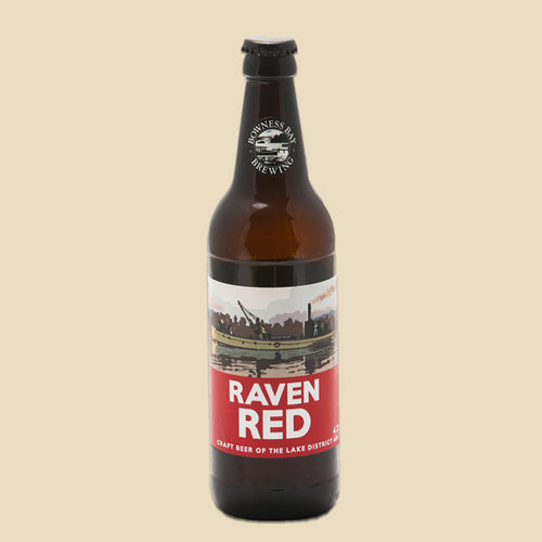Bowness Bay Brewery - Raven Red