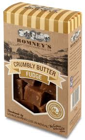 Romneys, Crumbly Butter Fudge