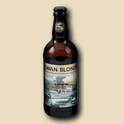 Bowness Bay Brewery - Swan Blonde