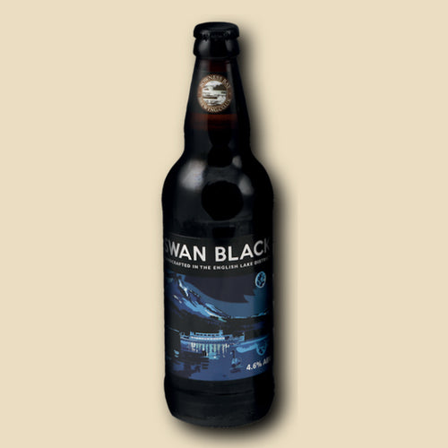 Bowness Bay Brewery - Swan Black