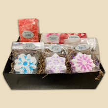 Load image into Gallery viewer, Lakeland Soaps and Bath Bomb Hamper