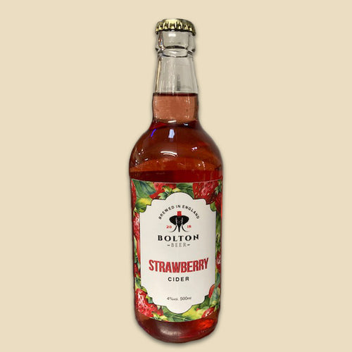 Strawberry Cider