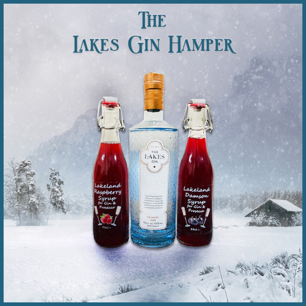 The Lakes Gin Hamper