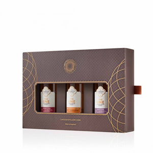 The Lakes Whisky Collection 3 x 5cl Gift Pack