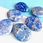 Lapislazuli Taschenstein AUTHENTICITY