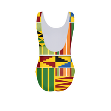 96807d53dac EZA Womens African Print One-Piece Swimsuit – Class of Melanin