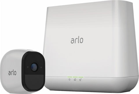 Arlo Pro HD Security Camera System Bundle w/ Solar Panel (One Camera)