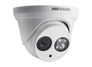 Hikvision TurboHD 1080P EXIR Turret Camera