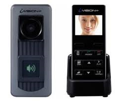 Optex iVision+2 Wireless 2-way Intercom System with Video