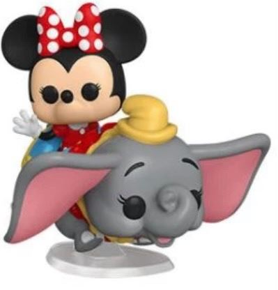 Pop! Disney 65th Anniversary - Flying Dumbo Ride With Minnie
