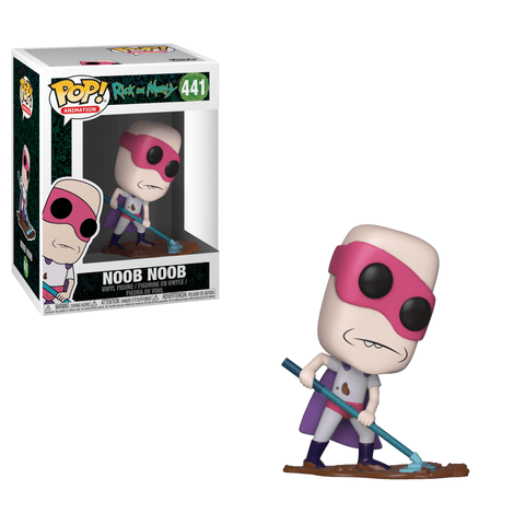 Pocket POP! Rick and Morty - Noob-Noob