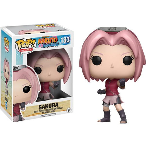 POP! Naruto Shippuden - Sakura Damaged