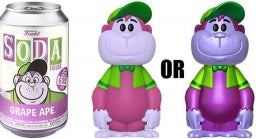 Funko Vinyl Soda Hanna-Barbera - Grape Ape