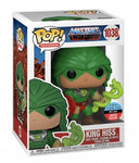POP! Masters of the Universe - King Hiss
