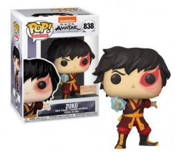 Pop!Avatar - The Last Airbender - Zuko w/Lightning (GITD)