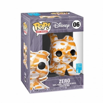POP! Disney Nightmare Before Christmas - Zero (Artist's Series)