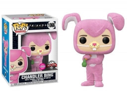 POP! Friends - Chandler as Bunny flocked