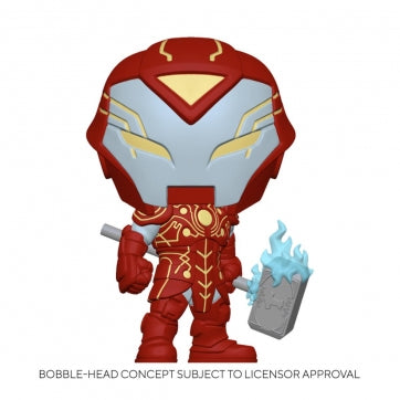 POP! Infinity Warps - Iron Hammer