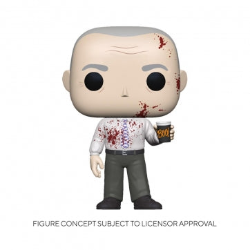 POP! The Office - Creed (Bloody) Figure (Specialty Series Chase)