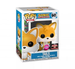 POP! Sonic The Hedgehog - Tails (Flocked)