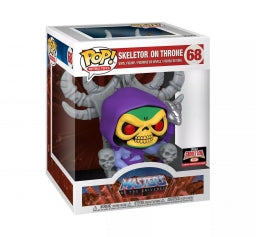 POP! Deluxe: Masters of the Universe - Skeletor on Throne