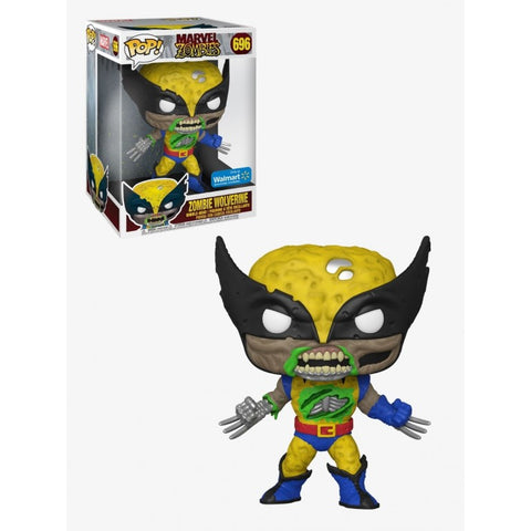 POP! Marvel Zombies Wolverine 10 ''