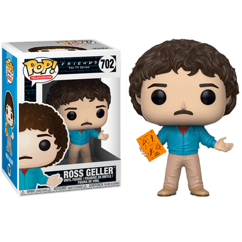 POP! Friends - 80's Ross Geller (2256061300832)