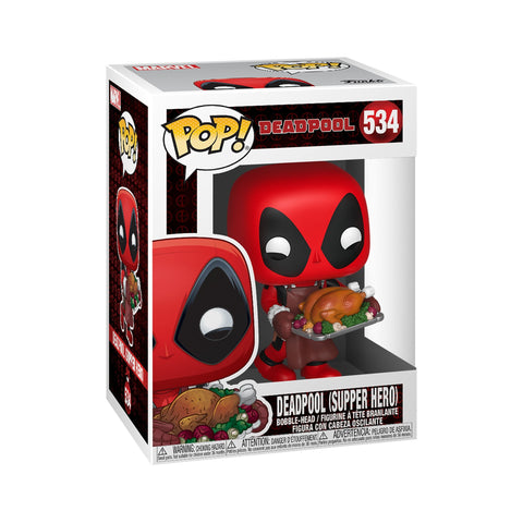 POP! Marvel - Deadpool