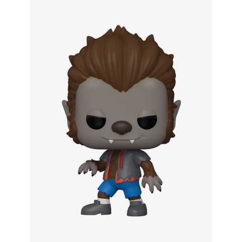 Pop! The Simpsons - Wolfman Bart NYCC20