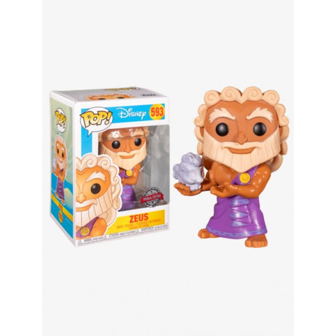 POP! Disney Zeus Holding Cloud (Special Edition)