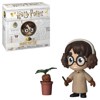 5 Star! Harry Potter  - Harry Potter Herbology (4199779041376)