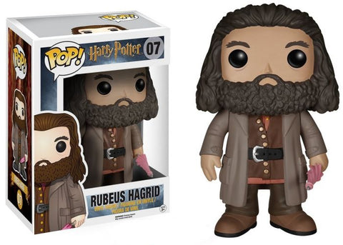 POP! Harry Potter -  Hagrid with cake 15cm