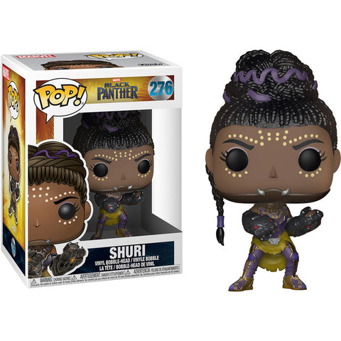 POP! Marvel Black Panther - Shuri (2256233037920)