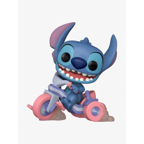 Pop!Disney Lilo e Stitch-  Stitch no triciclo