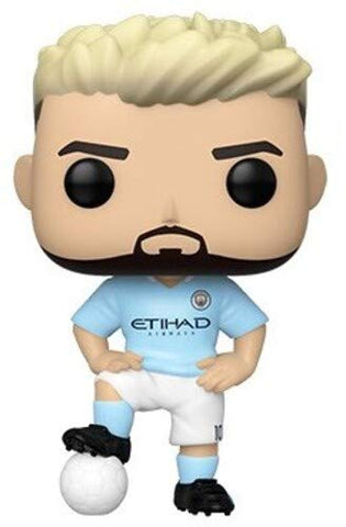 POP! Manchester City -  Kun Aguero (4508065431648)