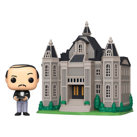 POP! DC Batman 80th - Wayne Manor with Alfred (4501733048416)
