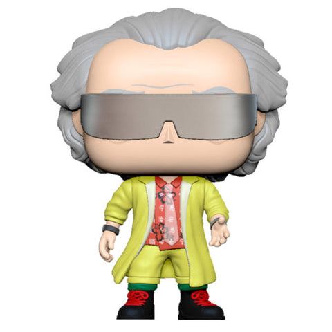 POP! Back To The Future - Doc 2015