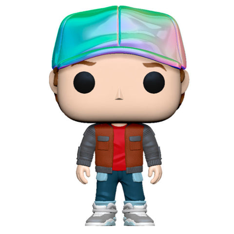 POP! Back To The Future - Doc Marty in Future Outfit