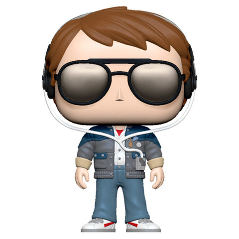 POP! Back To The Future Doc - Marty with Glasses