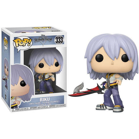POP! Disney Kingdom Hearts - Riku (4502093496416)