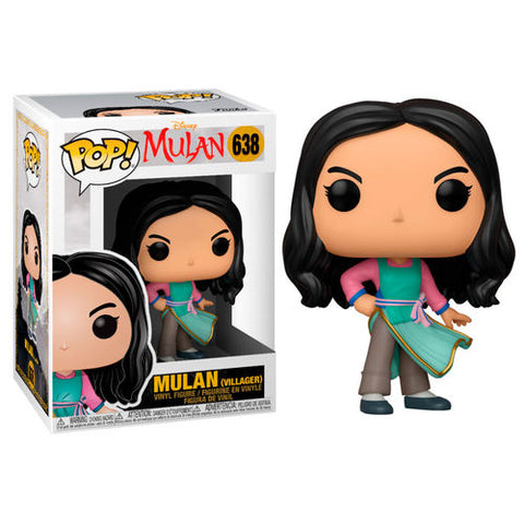 POP! Disney Mulan - Villager Mulan (4517940887648)