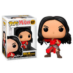 POP! Disney Mulan - Warrior Mulan (4517962285152)
