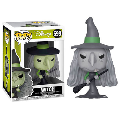 POP! Disney Nightmare Before Christmas - Witch (4502964011104)