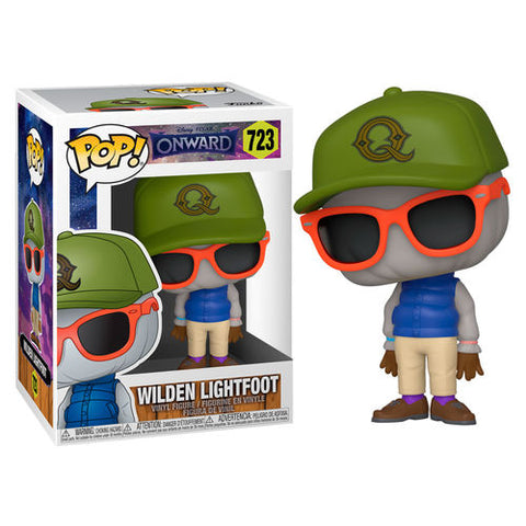 POP! Disney Onward - Dad Wilden Lightfoot (4503624056928)