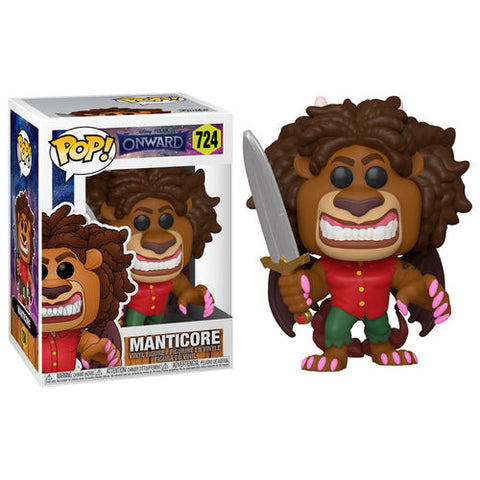 POP! Disney Onward - Manticore (4503623434336)