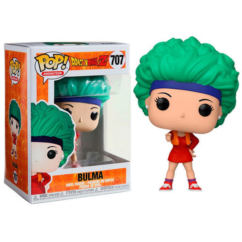 POP! Dragon Ball Z – Bulma (4502145368160)