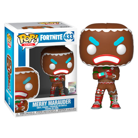 POP! Fortnite - Merry Marauder (4502166110304)