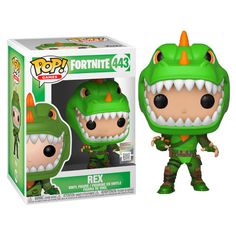 POP! Fortnite - Rex (2256082829408)