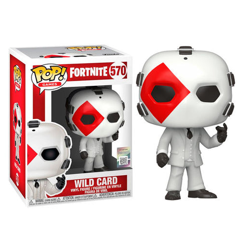 POP! Fortnite - Wild Card Diamond (4422066110560)